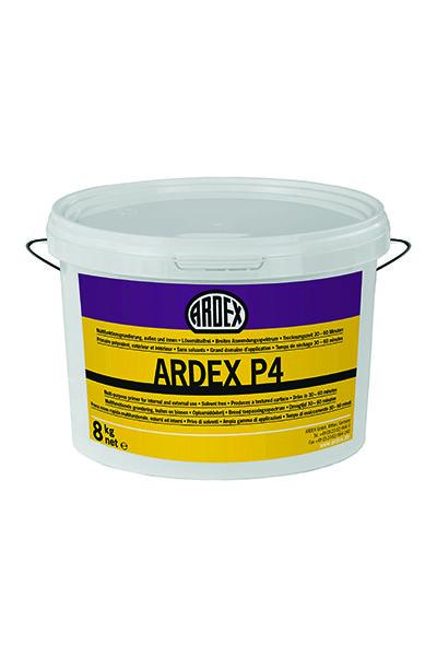 Imprimación adherente y sellador de poros ARDEX P4
