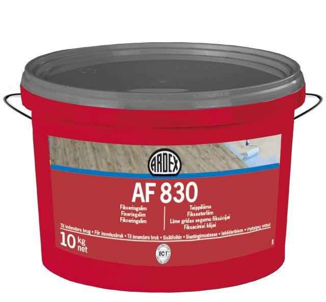 Adhesivo para LVT y fijador de losetas autoportantes ARDEX AF 830