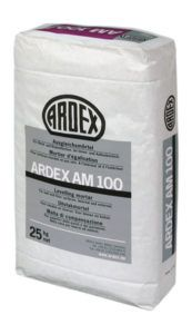 Mortero de revoco e igualación ARDEX AM 100